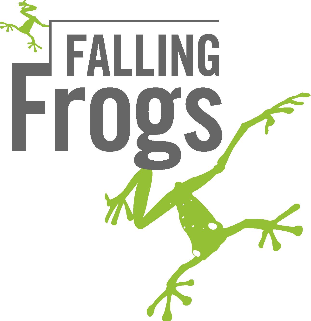 falling frogs