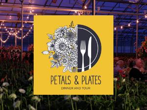 Petals & Plates Event