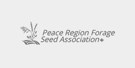 Peace Region Forage New
